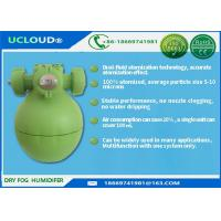 China Low Pressure Dry Fog Humidifier Misting System Dry Fog System With Spray Nozzle wholesale