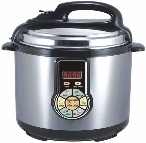 electric pressure cooker fh d9 4 6l of zhongshanfengheng. Black Bedroom Furniture Sets. Home Design Ideas