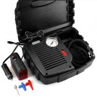 China Dc 12v Portable Air Compressor Black Color 250psi Customized With Watch wholesale