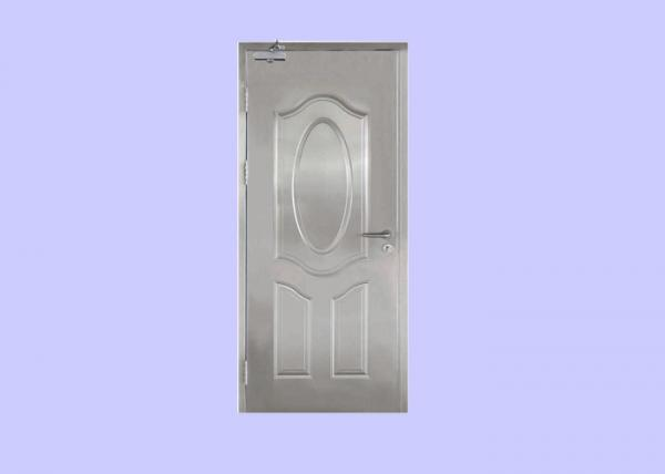 Quality Single Swing Model Paneled 304 Stainless Steel Fire Rated Doors/ China Supplier in Kuala Lumpur for sale