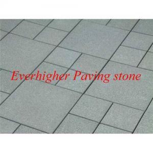 China Grey granite paving stone on sale