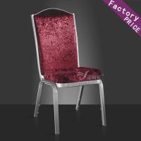 China Stackable Metal Chairs for sale at Good Quality in Chinese Factory (YF-288) wholesale