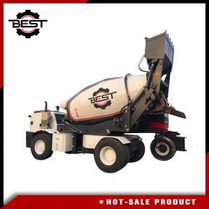 China Concrete mixer machine 5.5 cubic meters self loading concrete mixer truck for sale wholesale