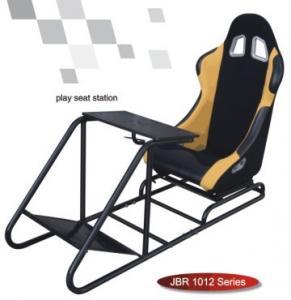 Buy cheap Sears のシミュレーターの操縦室の賭博の椅子JBR1012 を競争させる座席スポーツとの演劇の場所 from wholesalers