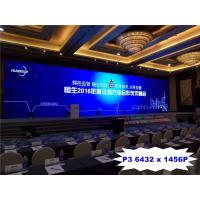 Quality Full color indoor P3mm led screen rental or fixed installation led module led for sale