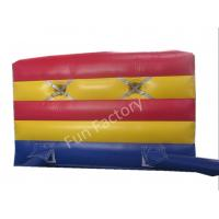 China Inflatable Bungee Jumping Games Fire Retardant With Digital Printing wholesale