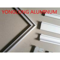 Buy cheap Smooth And Delicate Bright Aluminium Kitchen Profile Strong Wear Resistance from wholesalers