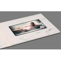 China Artificial Style And Card Product Type Digital Business Card With Lcd Video Brochure wholesale