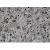 China Artificial Countertop Slabs Marble Look Quartz Countertops Easy To Maintain wholesale