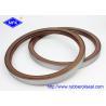 China  Material ZAX850/ZX870 Rotary Shaft  Oil Seals Fluorine Adhesive Dustproof Lip BZ5284E wholesale