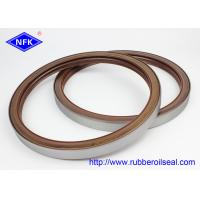 China VITON Material ZAX850/ZX870 Rotary Shaft  Oil Seals Fluorine Adhesive Dustproof Lip BZ5284E wholesale