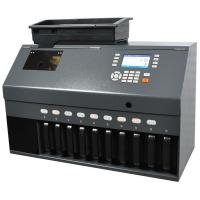 China Kobotech LINCE-91C 10 Channels Value Coin Sorter Counter counting sorting machine(ECB 100%) wholesale