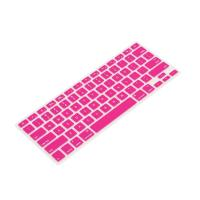 China Durable Portable Silicone Keyboard , Pink Roll Out Computer Keyboard Non Toxic wholesale