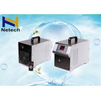 China 220V 5000mg Corona Discharge Food Ozone Generator For Air / Water Treatment wholesale