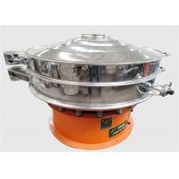 China Multi Screen Ultrasonic Vibro Sifter Machine Refractory Material Tumbler Sieve on sale