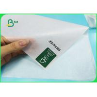 China 31gsm White Parchment Paper Roll Baking Liners Sheets Non Stick Coating wholesale