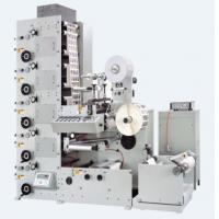 China high speed CI flexographic printing press machine flexo label high precision wholesale