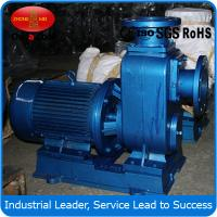 China ZX self priming centrifugal pump with competitive price wholesale