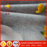 China 100%Polyester various color brunout Dubai velvet upholstery fabric for sofa wholesale