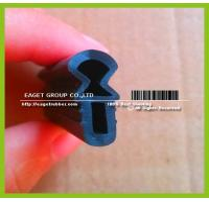 China Neoprene fire retardant sponge cord;fire resistant rubber seal wholesale