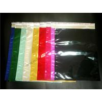 "China Colorful Aluminum Foil Envelopes 14.25"" X 20"" #7 BOPP Protective For Apparel wholesale"