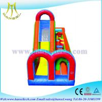 China Hansel used carnival equipment for sale,obstacle sport game for children wholesale