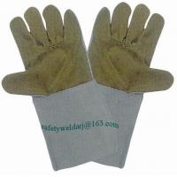 China Working gloves, Welding gloves on sale