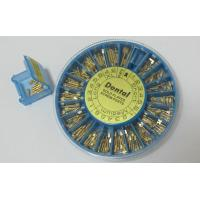 China Dental Golden Plated Screw Post wholesale