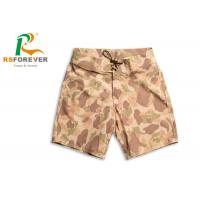 China OEM Durable Men Camo basketball Camouflage Bermuda shorts,Printing with Own Logo wholesale