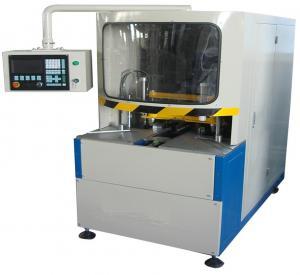 China 380V 50Hz Vinyl UPVC Window Machine , CNC Corner Cleaning Machine 100mm Width wholesale