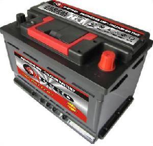 China Car Battery DIN72 12V72ah on sale