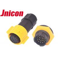 China Plug And Socket Waterproof Circular Connectors 5 Pin Aviation Automation Splicer on sale