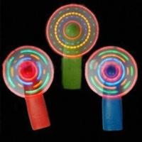 China LED Message Fans with 32 Flash Patterns wholesale