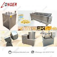 China Banana Chips Production Line|Plantain Chips Making Machine|Stainless Steel Full Automatic Banana Chips Production Line wholesale