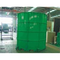 China Manual Circular Sponge Foaming Block Moulding with Steel Foaming Structure wholesale