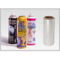 China Eco Friendly Printable Shrink Film , Customized Size Flexible Packaging Film wholesale