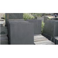 China Jiangxi black slate tile,black slate flooring tile wholesale