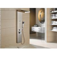 China ROVATE Easy Connect Shower Panel System With Rain Shower Head CE Approved on sale