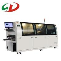 China SD automatic lead free wave soldering machine for PCB assembly of led lights on sale