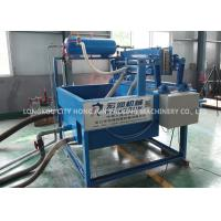 China Small Recycled Paper Pulp Egg Tray Making Machine Apple Tray Machine on sale