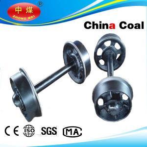 China Cast Steel railway wagon wheel wholesale