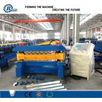 China Galvanized Metal Steel Roof Panel Double Layer Cold Roll Forming Machine wholesale