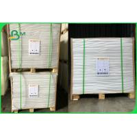 China White Uncoated Woodfree Offset Printing Paper Grade A For Excercise Book on sale