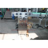 China Beer Glass Bottled Plastic Water Production Line With Foil Sealing Induction Machine wholesale
