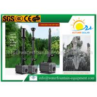 China Single Stage Submersible Fountain Pump Wear Resistant Long Service Life  wholesale