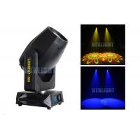 Buy cheap IP20 Indoor LED Moving Head Spot Light / Robe Moving Head Projector from wholesalers