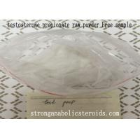 China Test Prop Raw Steroids Powder Testosterone Propionate 57-85-2 For Bodybuilding wholesale