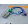 China BIOLIGHT 9 Pin Adult Silicone Soft Tip TPU CE Biolight M7000 Spo2 Sensor 1m wholesale