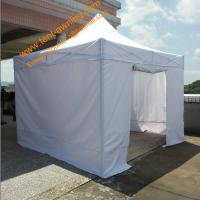 China Instant White Waterproof Oxford Cover  Commercial Pop Up  Tent  Aluminum Folding Tent wholesale