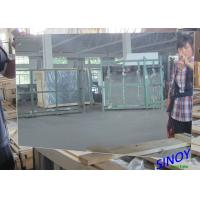 China 5mm 6mm Aluminium Glass Mirror Double Coated For Home Applications on sale